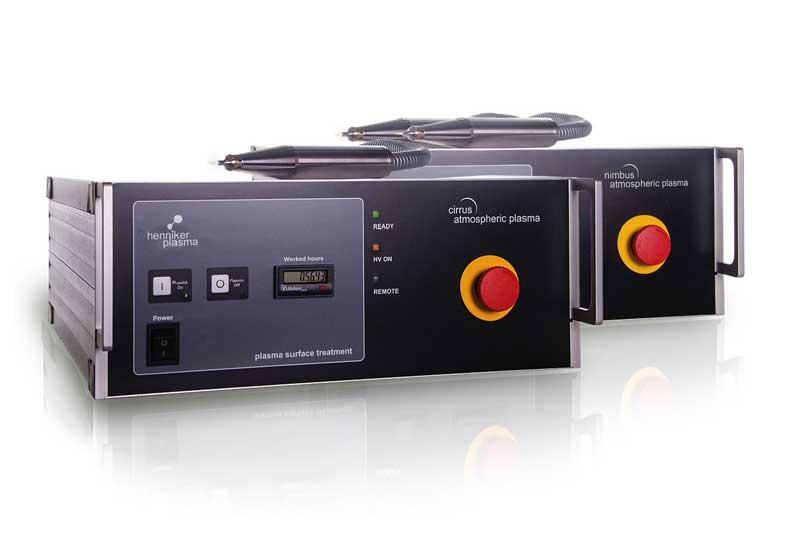 Tratament cu plasma la presiune atmosferica